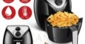 Air Fryer With Nonstick Pan