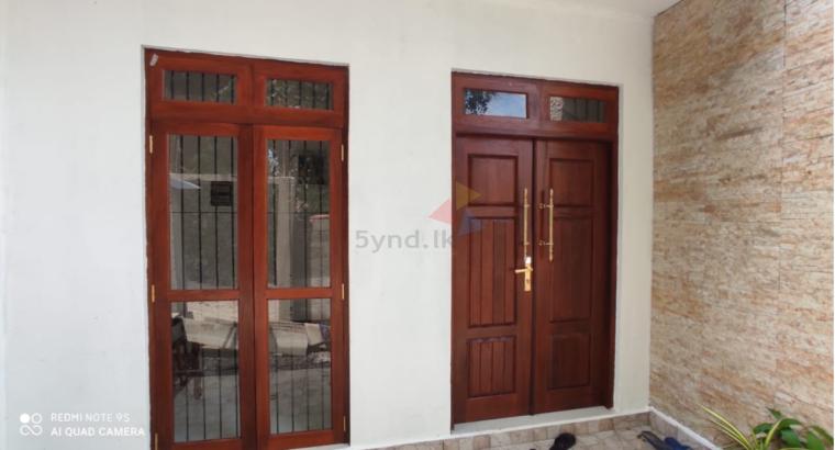 Newly Built House For Sale At Mattegoda