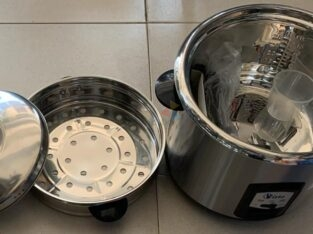 RC2.8L S.S Rice Cooker