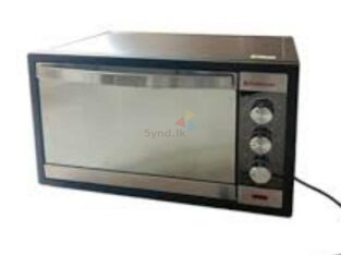 National Electric Oven 60L