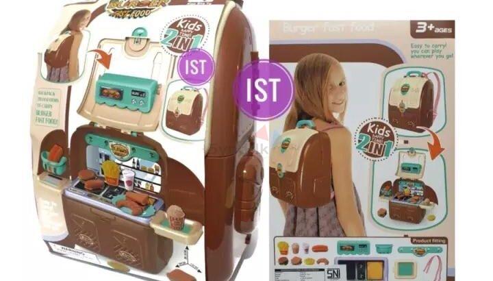 Kids Toy Food