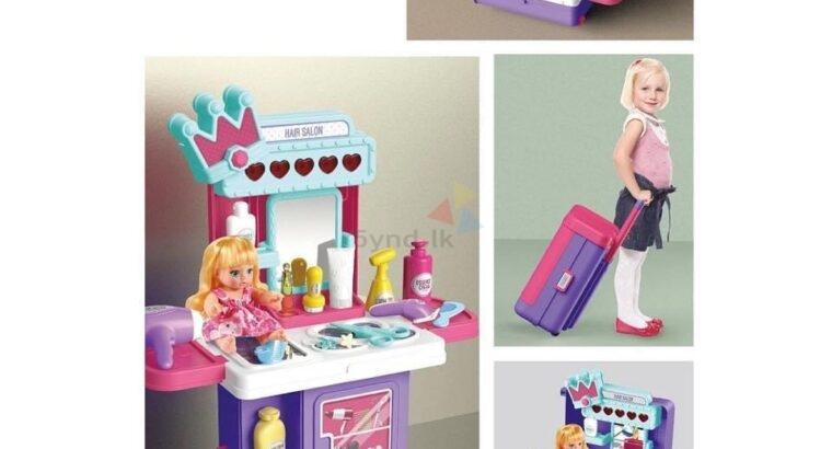 4 In 1 Mobile Hair Saloon Set
