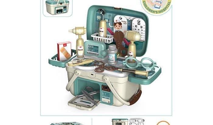 Vanyeh Medkit 13M08 Toy Set