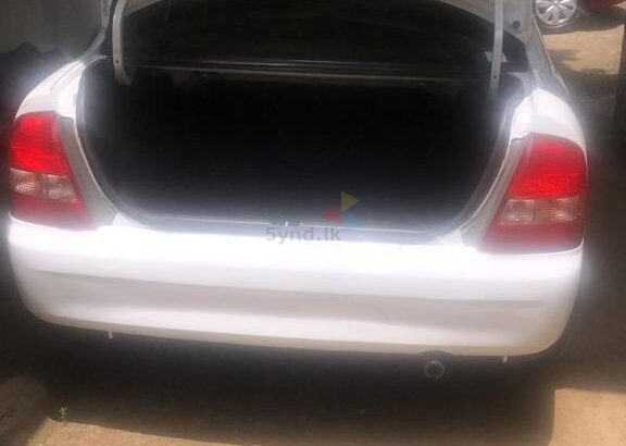 Mazda Familia 2003