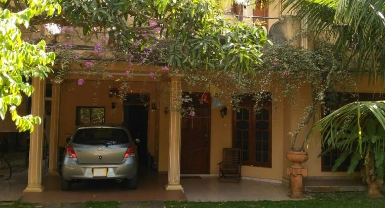 Two Storied House for Rent in Beliatta