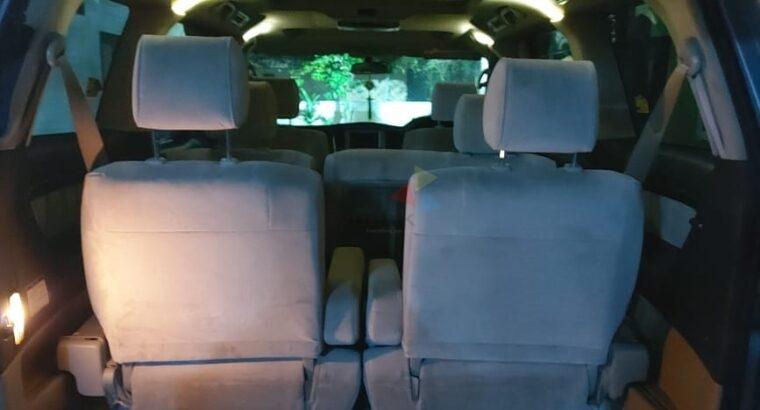 Toyota Alphard Van 2007
