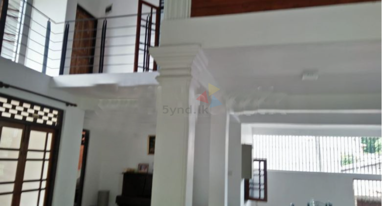 Two Story House For Sale With Land In Beddagana