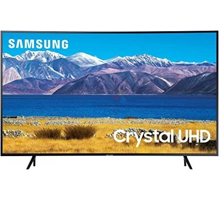 Samsung TV TU8100 55 Inch