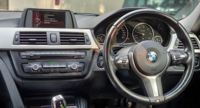 BMW 320D F30 2013 For Sale