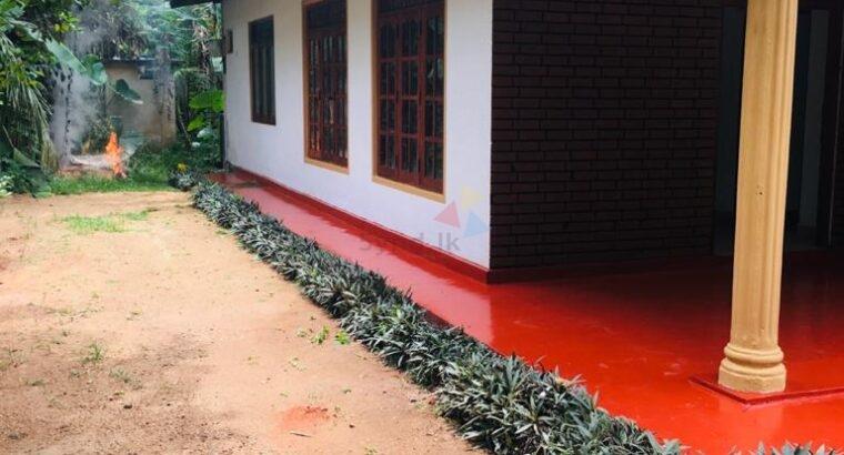 House For Sale In Veyangoda