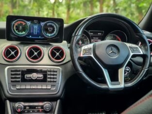 ️Mercedes Benz CLA 220 AMG Car For Sale