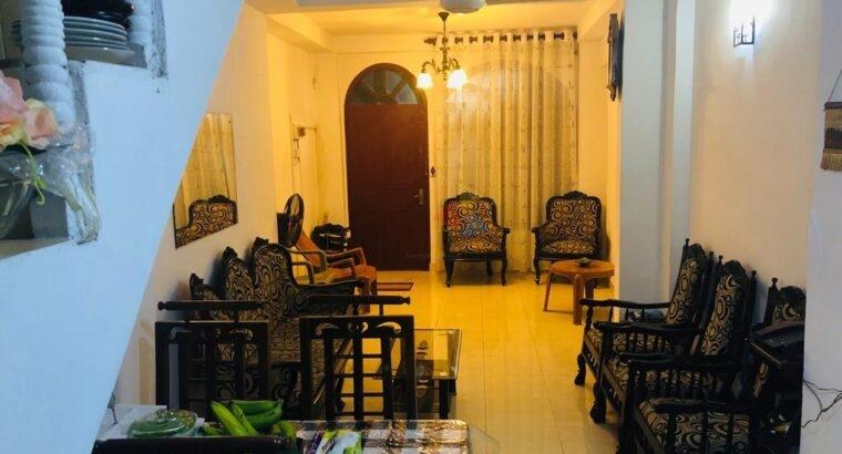 House For Rent In Wellampitiya