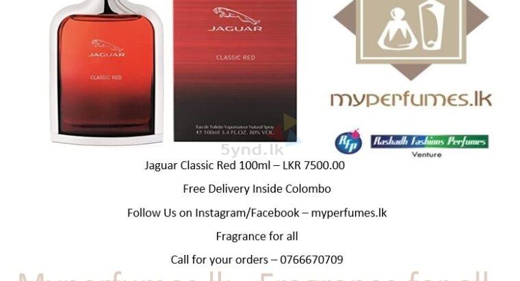 Jaguar Classic Red 100ML