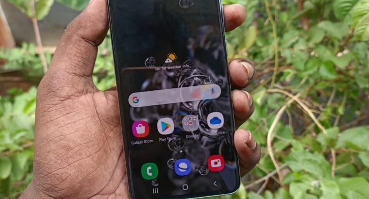 Samsung Galaxy S20 12GB RAM Used