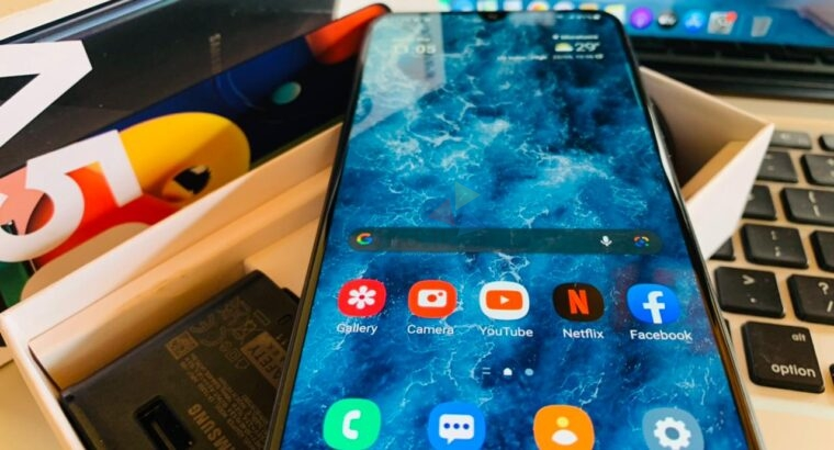 Samsung Galaxy A50 S 128GB Black Used