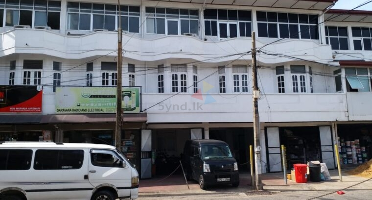 Commercial Property For Rent In Colombo 6
