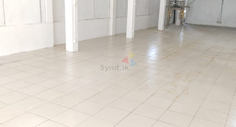 Commercial Property For Rent In Dehiwala