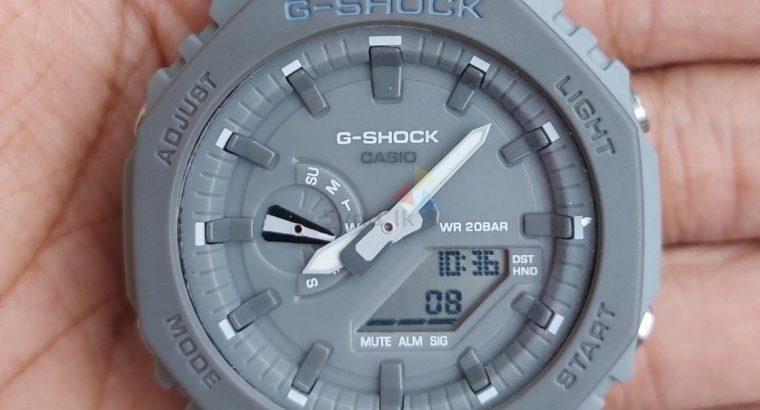 G-SHOCK MEN'S WRISTWATCH