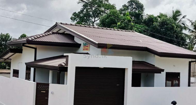 Brand New House For Sale In Athurugiriya
