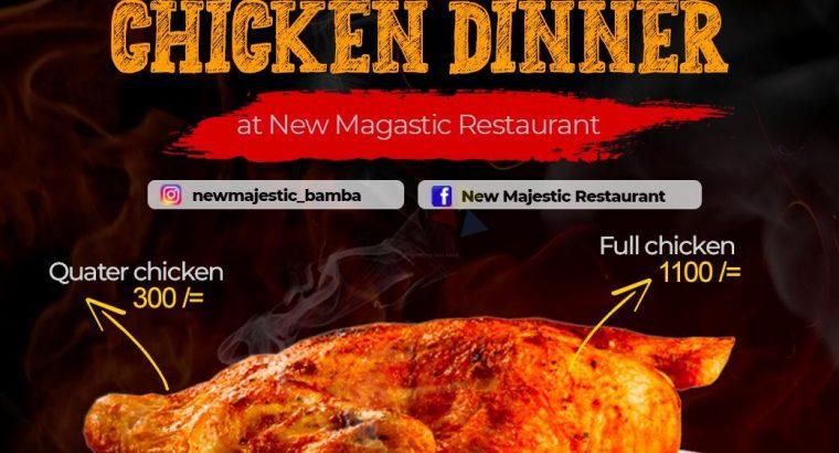 New Majestic Restaurant