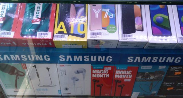 New Tech Mobiles