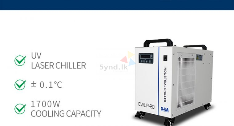 Portable Water Chiller CWUP 20