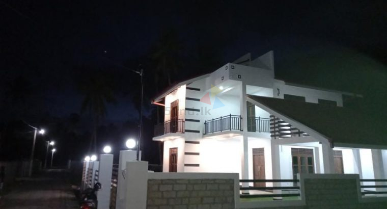 New House For Sale In Marawila