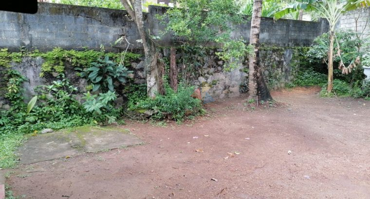 Land With House For Sale In Kottawa