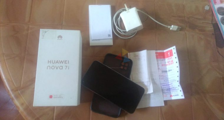 Huawei Nova 7i Used