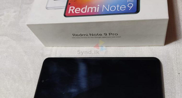 Xiaomi Redmi Note 9Pro Used