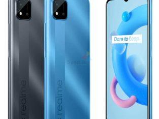 Realme C11 New