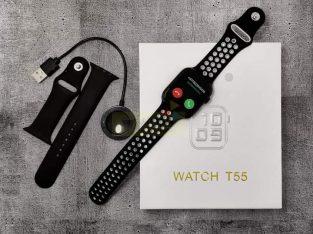 T55 SERIES 6 DUAL STRAP SMARTWATCH