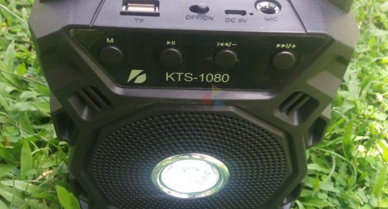 KTS 1080 Wireless Portable Bluetooth Speaker