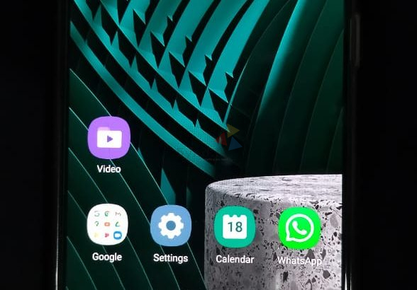 Samsung Galaxy A30s Used