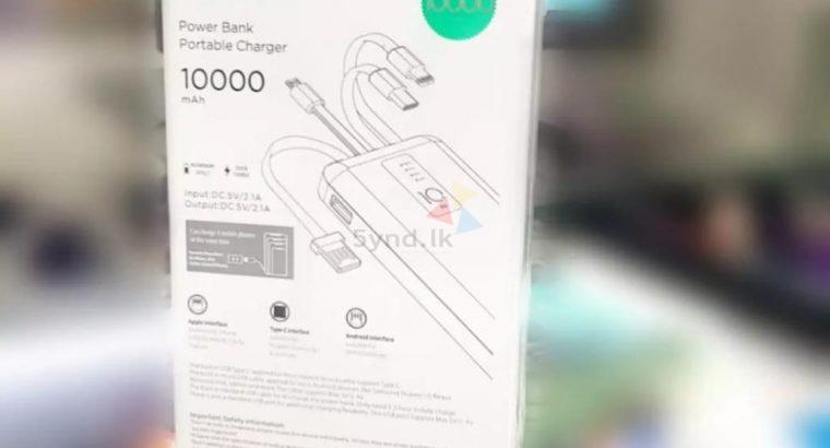 Juventus J1 10000mAh Power Bank