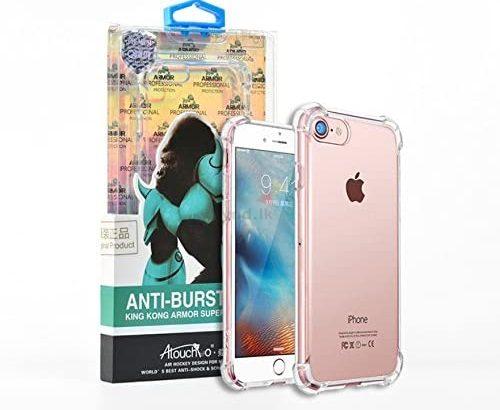 Anti burst silicon cases