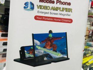 3D Mobile Phone F3 Cinema Enlarged Screen