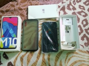 Samsung Galaxy M10 2GB Used