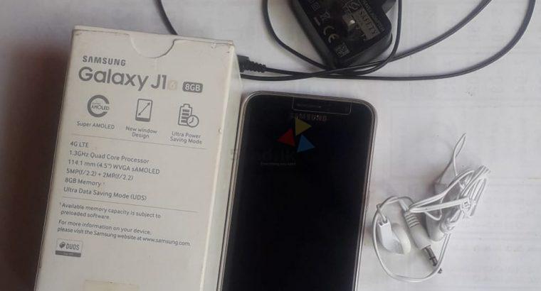 Samsung Galaxy J1 8GB Used