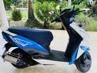 Honda Dio 2018