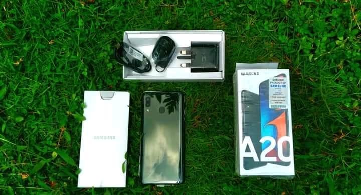 Samsung Galaxy A20 Used