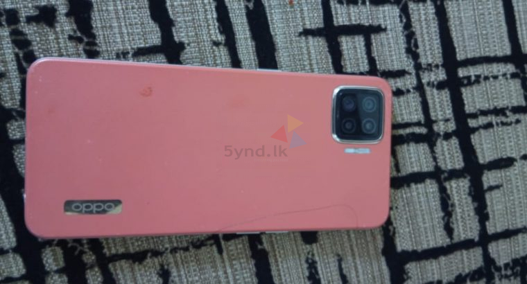 Oppo F17 Used