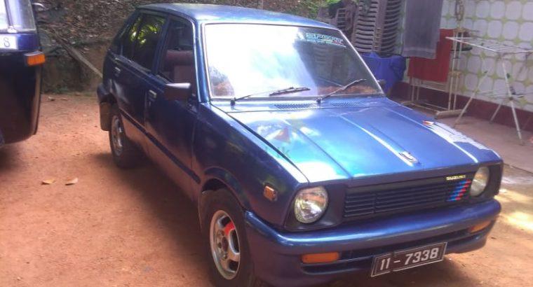 Maruti Suzuki 800 1981