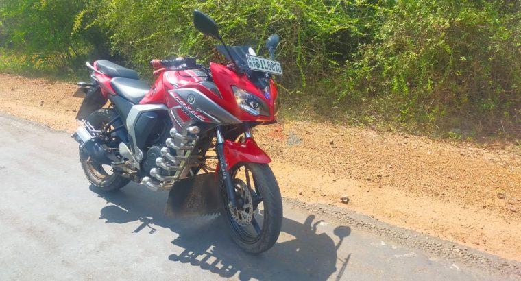 Yamaha Fazer 2020