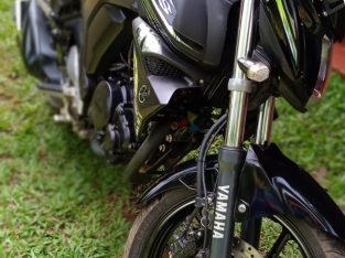Yamaha FZ S V2 2018