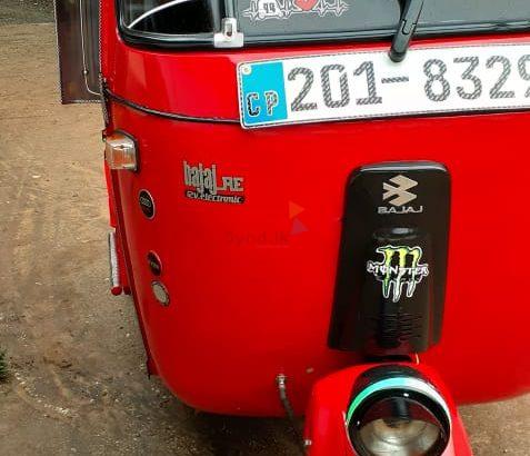 Bajaj RE Three wheeler 1998