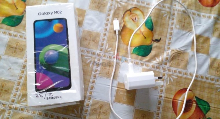 Samsung Galaxy M02 Used