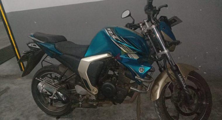 Yamaha FZ S 2018