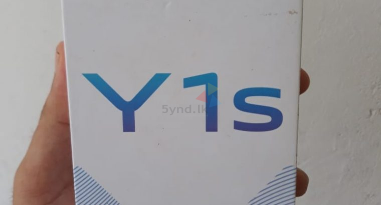 Vivo Y1s 2020 Used