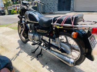 Honda CD 125 BENLY 1989
